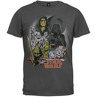 Star Wars - Bad Guys Youth T-Shirt