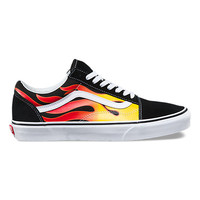 Flame Old Skool | Vans CA Store