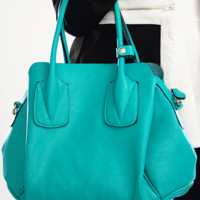 Forever Yours Purse: Emerald Green