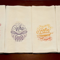 Spice It Up Dish Towels