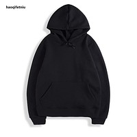 Treetwear Men/Woman Hip Hop black/Pink Hoodie Fashion Brand Clothing Skate Sweatshirts Men Pullover Hoodies