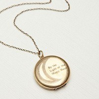 Light of the Magic Hour Locket at Free People Clothing Boutique