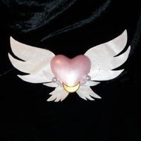 Eternal Sailor Moon Broach by southernmooncreation on Etsy