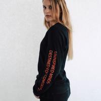 society long sleeve