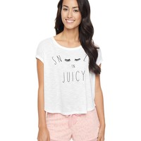 Graphic Tee by Juicy Couture