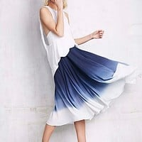 Free People Womens Full Of Love Convertible Skirt