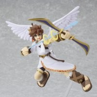 Figma Max Factory Kid Icarus Action Figure Pit [White]