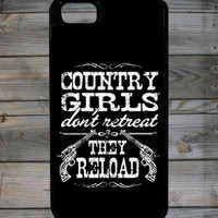 Country Girls ™ Reload iPhone 5 Case/Cover