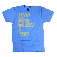 Iowa California T-Shirt