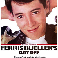 Ferris Bueller's Day Off Movie Poster 11x17