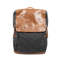 Harlan Zip Top Backpack