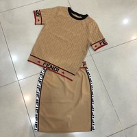 FENDI Women Top Skirt Two-Piece