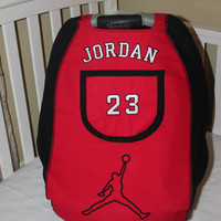 Jordan Theme Light Wieght Carrier Cover