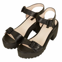 NATION 2-PART CLEATED SANDALS