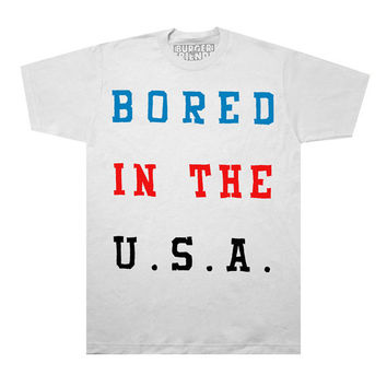 Bored In The USA T-Shirt