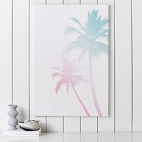 Ombre Surf Canvas