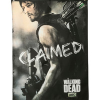 The Walking Dead Daryl Dixon Claimed Banner