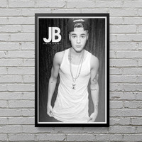 Justin Bieber Poster Purpose Album Music Poster Print OFFICIAL Movie LP5