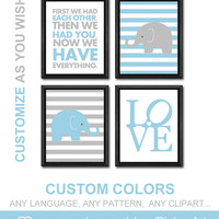 nursery gift for boys striped baby nursery decor boys room decor elephant nursery quote new baby gifts boy nursery wall art toddlers art