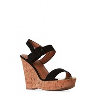 Summer High Wedges