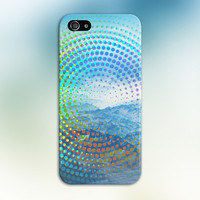 Rainbow Spiral Snowy Mountain x Dotted Phone Case for iPhone 6 6 Plus iPhone 5 5s 5c 4 4s Samsung Galaxy s6 s5 s4 & s3 and Note 5 4 3 2