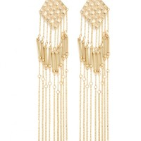 Plus Size Tassel Drop Earrings | Fashion To Figure