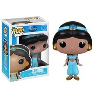 Aladdin Jasmine Disney Princess Pop! Vinyl Figure : Forbidden Planet