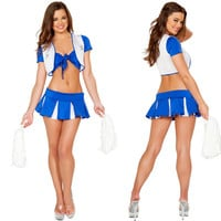 On Sale Hot Deal Cute Sexy Games Uniform Cosplay Costume Exotic Lingerie [6580694215]