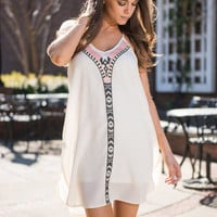 Looks Like Love Tunic, Ivory