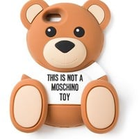 Moschino Teddy Bear Iphone 6 Case - Papini - Farfetch.com