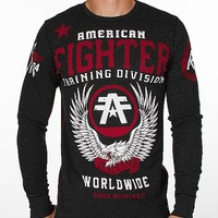 American Fighter Fly By Thermal Shirt