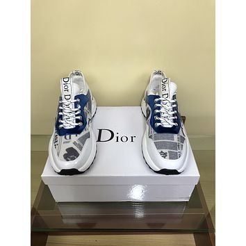 dior fashion men womens casual running sport shoes sneakers slipper sandals high heels shoes 233