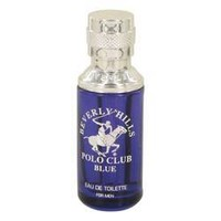 Beverly Hills Polo Club Blue Eau De Toilette Spray By Beverly Fragrances