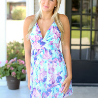 New Girl In Town Dress - Mint