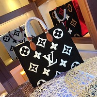 new lv louis vuitton womens leather shoulder bag lv tote lv handbag lv shopping bag lv messenger bags 225