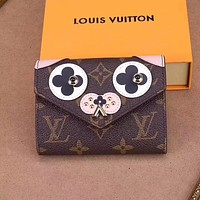 LV Louis Vuitton MINI DOG MONOGRAM FELICIE Shoulder Bag