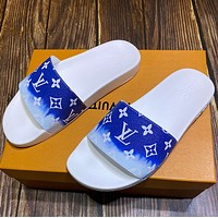 Louis Vuitton LV Fashion casual slippers