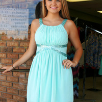 DEAL of the DAY! Goddess Dress Mint