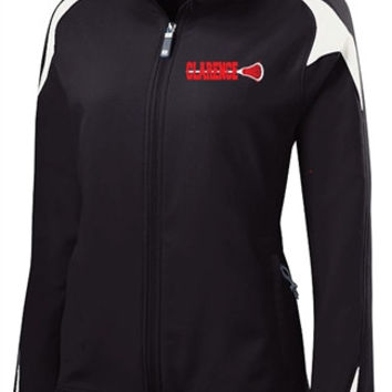Clarence HS Womens Lacrosse Ladies Illusion Jacket