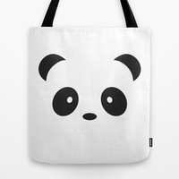 Panda Paul II Tote Bag by Steffi ~ findsFUNDSTUECKE