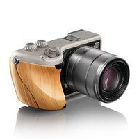 Hasselblad Stellar / Lunar Camera with Olive Wood Grip