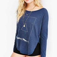 Truly Madly Deeply Meet The Sky Long Sleeve Tee