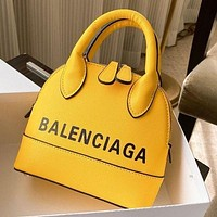 Balenciaga 2019 new women's shoulder shopping bag Messenger bag