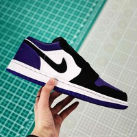 Nike Air Jordan 1 Low Court Purple - Best Online Sale