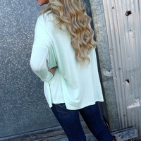 Mint Green Piko | The Rage
