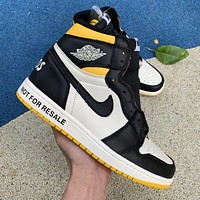 Air Jordan 1 NOT FOR RESALE AJ1 861428-107