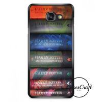 Harry Potter Collage Quote Samsung Galaxy A7 Case   casescraft