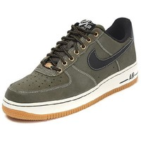 Tagre™ Nike Air Force 1 488298-206 Green For Women Men Running Sport Casual Shoes Sneakers