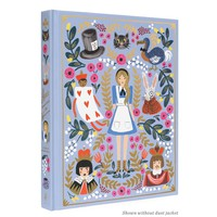 Alice's Adventures in Wonderland Hardcover Book by RIFLE PAPER Co. | Imported