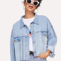 Alexa Denim Jacket
